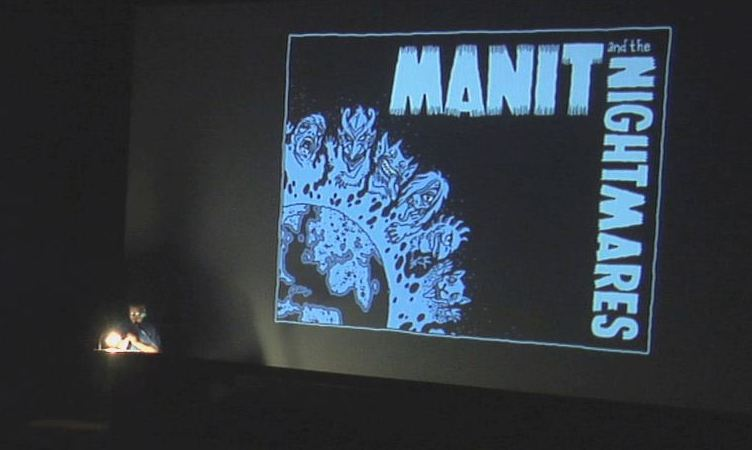 Manit and the Nightmares (live at Fantasia 2010)